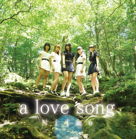 6thシングル「a love song TYPE A」