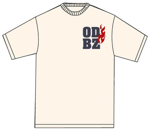 2015-2016横道魂Tシャツ【オフホワイト】