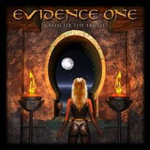 EVIDENCE ONE - Criticize The Truth [CD]