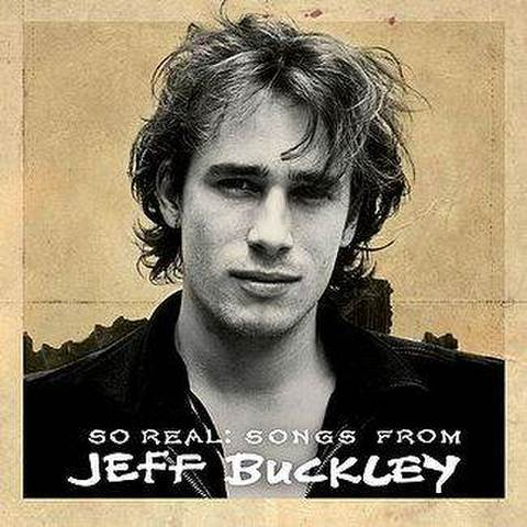 JEFF BUCKLEY - So Real: Songs From Jeff Buckley [CD]