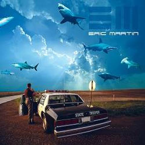 ERIC MARTIN - Destroy All Monsters [CD]