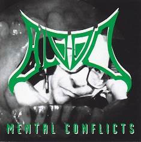 BLOOD - Mental Conflicts [CD]