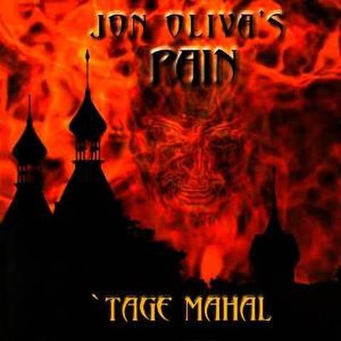 JON OLIVA'S PAIN - 'Tage Mahal [CD]
