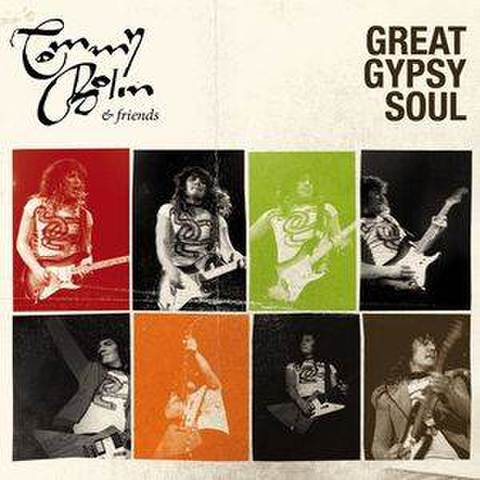 TOMMY BOLIN & FRIENDS - Great Gypsy Soul [CD]
