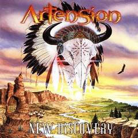 ARTENSION - New Discovery [CD]