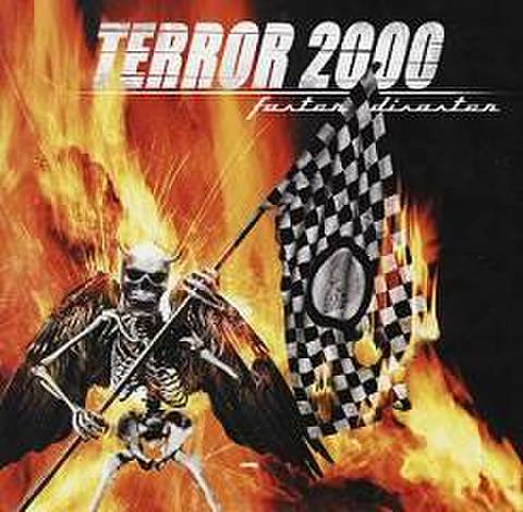 TERROR 2000 - Faster Disaster  [CD]