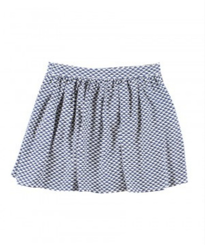 【SALE】50%OFF【Bakker made with love】-バッカーメイドウィズラブ  Skirt PATINEUSE  (fuji navy):S (16y) 雑誌掲載