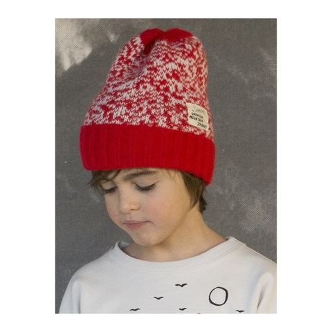 【SALE】50%OFF ☆【BOBO CHOSES】Knitted Beanie Vigore'. AW15-137