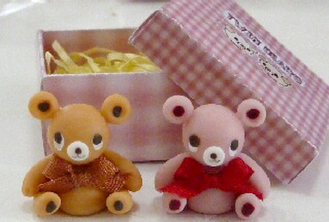 twin bears box