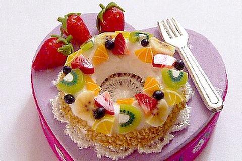 フルーツケーキA