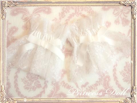 pd8043-2チュールお袖留め(White)