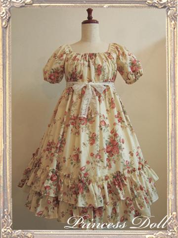1070-2 Rose Baby Doll(Rose)