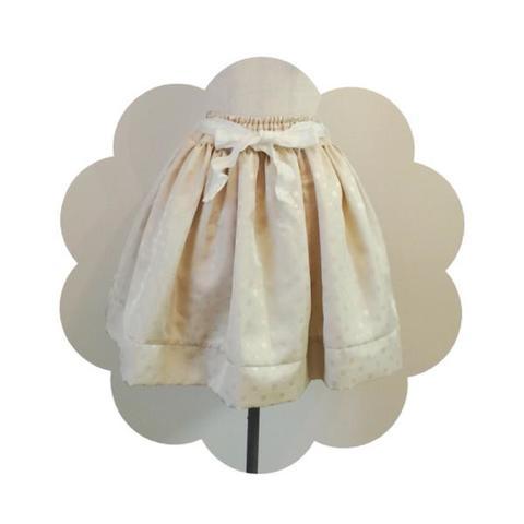 2054-2 Lady Skirt(Beige)