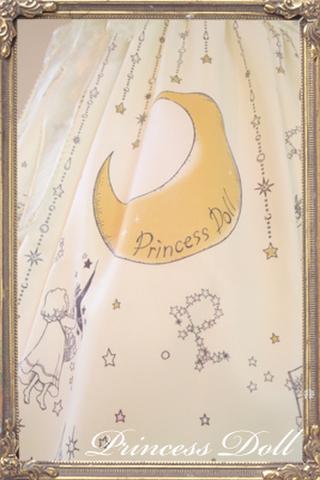 pd2053-1 わたしにつもる星の夜スカート(白昼夢)