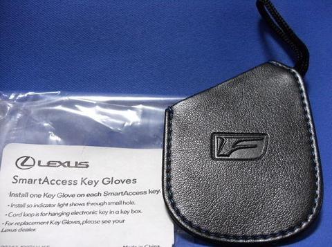 LEXUS IS-F スマートアクセスキーグローブ