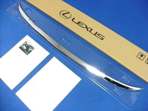 EU LEXUS NX クロームガーニッシュ パッケージ