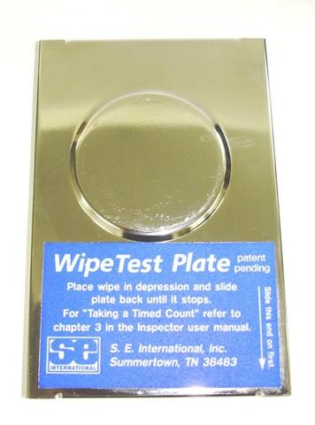 ワイプテストプレート WTPA