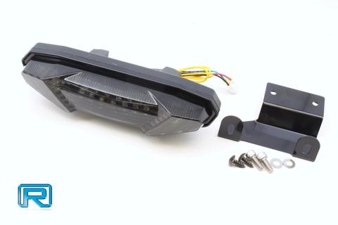 LEDウインカー テールライト 一体型 Ver.4 スモーク