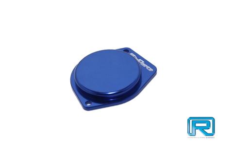 キャブレター トップカバー ブルー