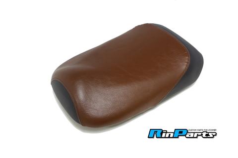 ズーマー用シートカバー ブラウン/ブラック