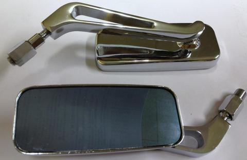 Rectangle(レクタングル) ミラー メッキ Ver1