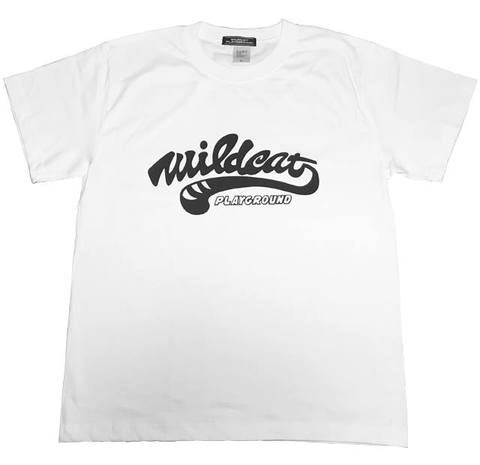 CAT-TAIL S/S tee【WILDCAT】