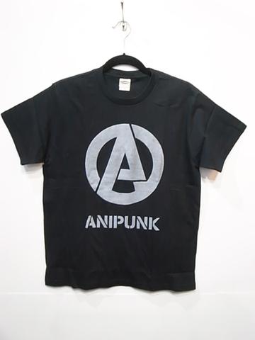 ANIPUNK ⒶLOGO S/S tee