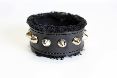 CANVAS MINI-CONE WRISTBAND【RISK×MODERN PIRATES】