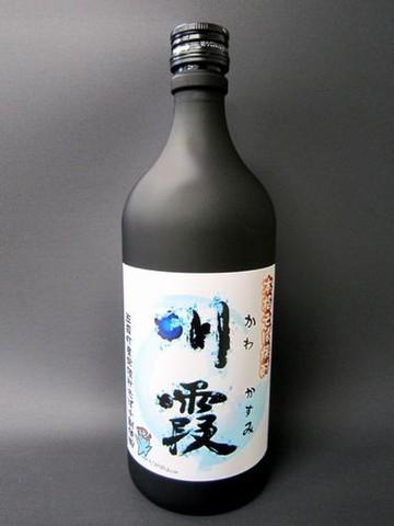 五霞町産本格そば焼酎「川霞」