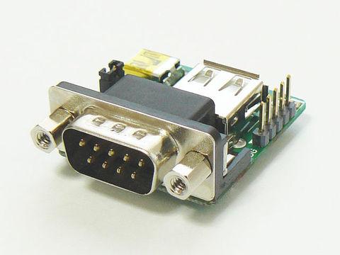 RS232Cストレートタイプ マイコン基板 SBRBT-S