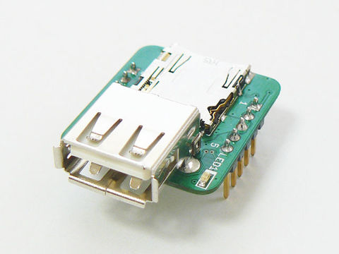 PIC32 小型マイコン基板 SBDBT32
