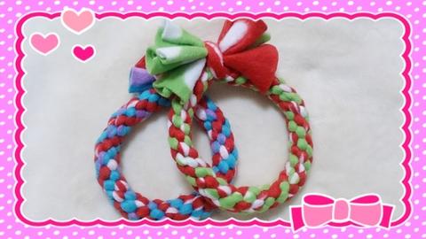 ◆小型犬おもちゃ◆ ☆リングタイプ☆オーダーメイド