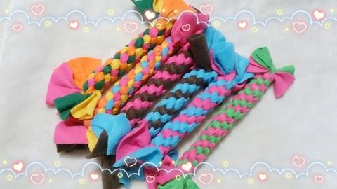 ◆小型犬おもちゃ◆ ☆棒タイプ☆オーダーメイド可