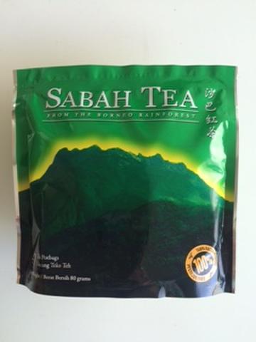 SABAH TEA             40 TEA  POTBAGS