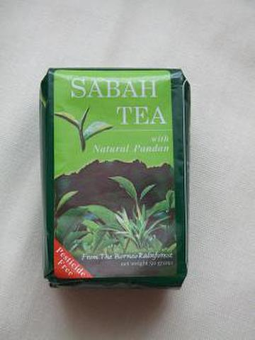 SABAH TEA TEA LEAVES (pandan) 50g