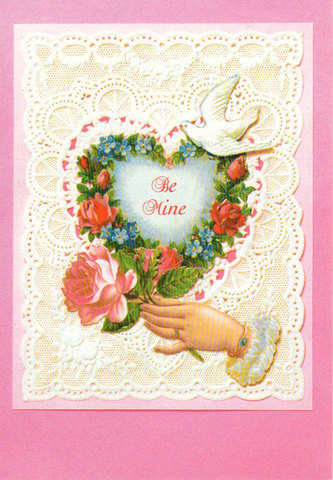 Valentine's Card ~ Be Mine