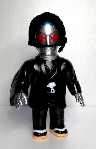 大江戸ROBOTS-ZENIGATA(岡っ引ロボ) 盗人ver.