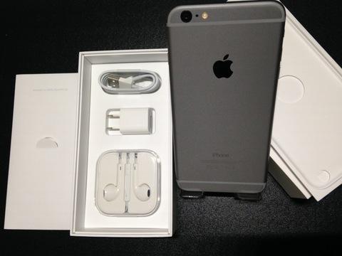 iPhone 6 Plus 16GB au【送料無料】