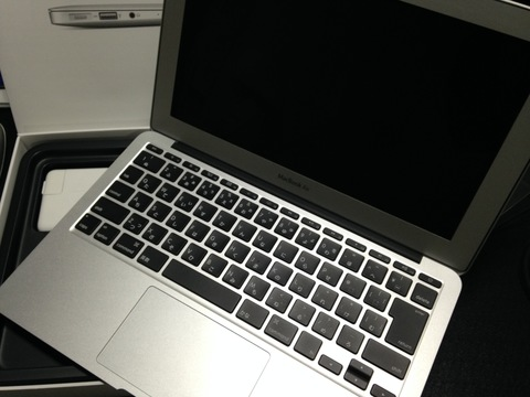 MacBook Air 11 Early 2014【送料無料】