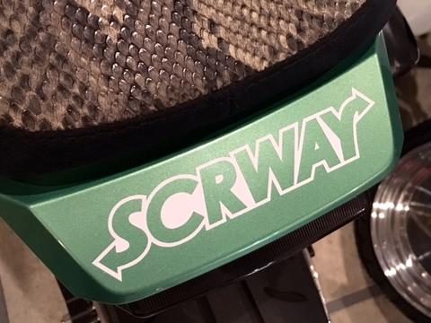 """SCR_WORKS """"SCRWAY"""" Decals"""