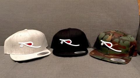Rucksters Snap Back Cap