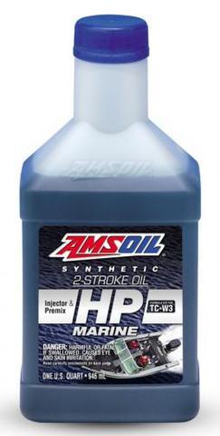 AMSOIL HPマリンシンセティック2ストロークオイル