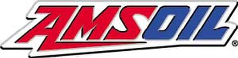 AMSOIL ロゴ ステッカー(Lサイズ)