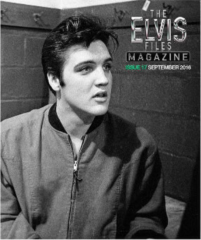 季刊写真誌『The Elvis Files Magazine』第17号