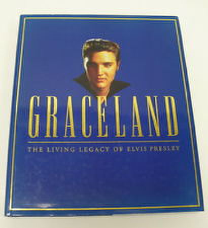 ◆写真集『Graceland Living History of Elvis Presley』(洋書)