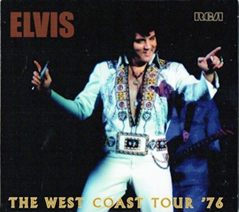 FTD-CD『The West Coast Tour '76』(2-CDs)
