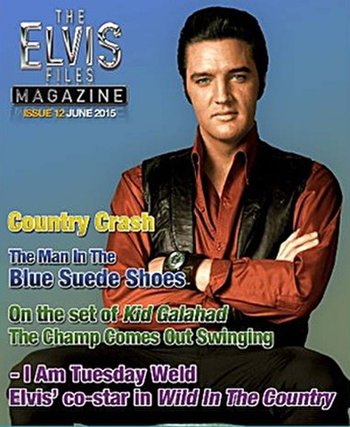 季刊写真誌『The Elvis Files Magazine』第12号