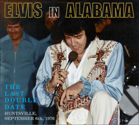 FTD-CD『Elvis In Alabama』(2-CDs)