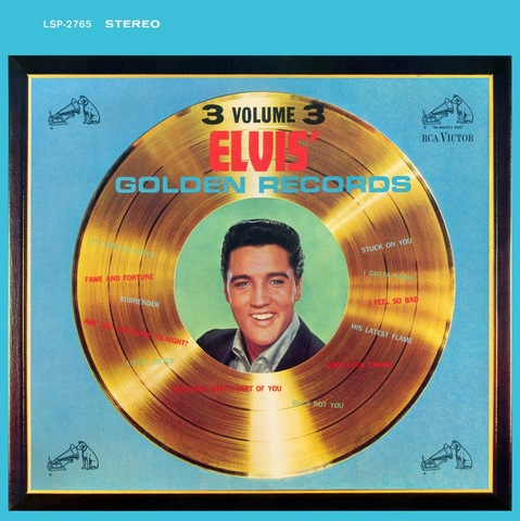 FTD-CD『Elvis Golden Records Vol. 3』 (2-CD)