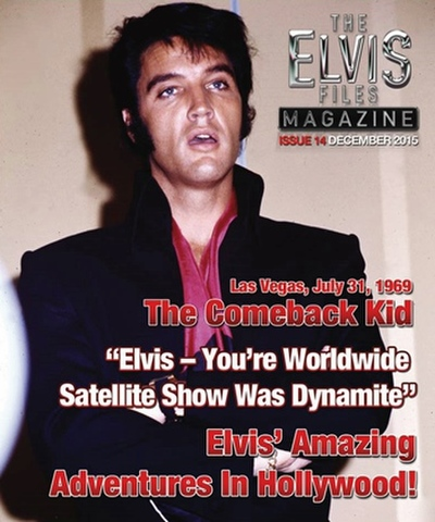 季刊写真誌『The Elvis Files Magazine』第14号